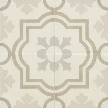 Marazzi D_Segni 20x20 Blend tappeto 11 M60X Osso a 0,96 m²