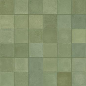 Marazzi D_Segni 10x10 Blend M613 Verde a 0,68 m²