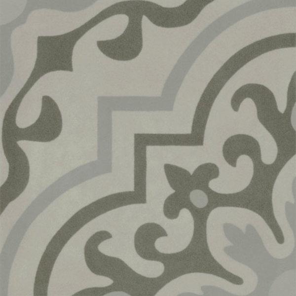 Marazzi D_Segni 20x20 Blend tappeto 8 M60U Grigio, afname per doos van 0,96 m²