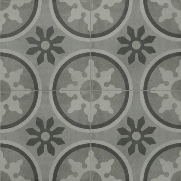 Marazzi D_Segni 20x20 Blend tappeto 9 M60V Carbone, afname per doos van 0,96 m²