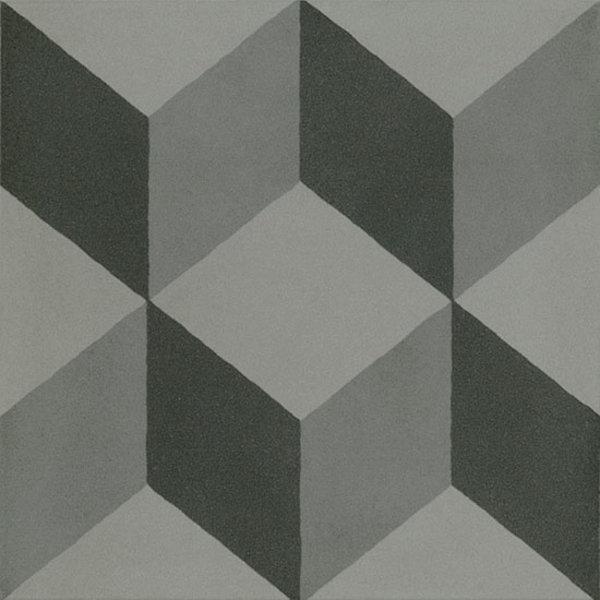 Marazzi D_Segni 20x20 Blend tappeto 10 M60W Carbone, afname per doos van 0,96 m²