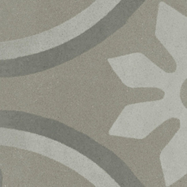 Marazzi D_Segni 10x10 Blend decor mix M61M Grigio, afname per doos van 0,68 m²
