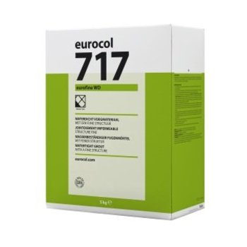 Eurocol 717 Eurofine Voeg WD Creme a 5 Kg