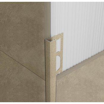 Protiler tegelprofiel Quatro pietra 11 mm a 270 cm