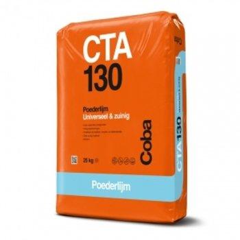 Coba CTA130 poederlijm a 25 kg universeel en zuinig