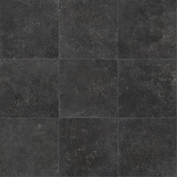 Vision Pierre noir 80x80 gerectificeerd a 1.28 m²