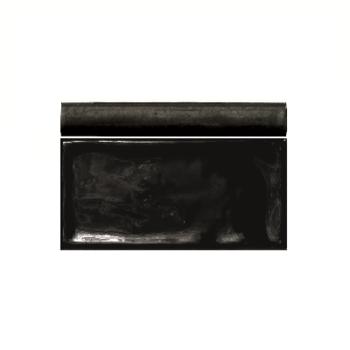 Vision Alf Torelo negro glans 2x15 per stuk