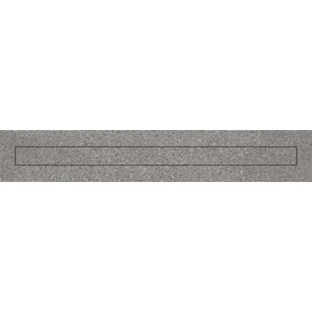 Mosa Shower Drain 15X90 4103Sv Basalt Grey 50 Mm Afvoer per stuk