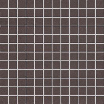 Mosa Xxs 265 Mzvv Donker Grijsbruin 30X30 Mozaiek a 1 m²