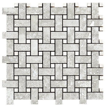 La Fabbrica Imperial 155311 Alabastrino mozaiek 30x30, afname per 6 stuks