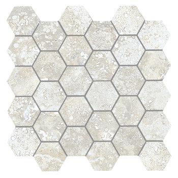 La Fabbrica Imperial 155322 Trevi mozaiek 28x29, afname per 6 stuks