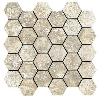 La Fabbrica Imperial 155323 Tivoli mozaiek 28x29, afname per 6 stuks