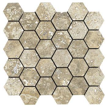 La Fabbrica Imperial 155324 Tivoli mozaiek 28x29, afname per 6 stuks