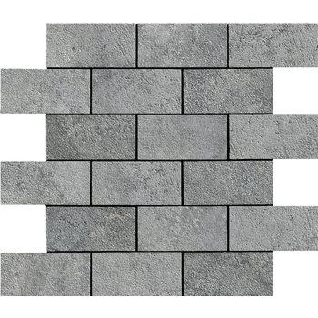 La Fabbrica Jungle Stone 154316 Silver muretto 30x30 per stuk