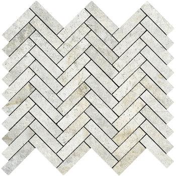 La Fabbrica Jungle Stone 154303 Bone mozaiek 33,5x30 per stuk