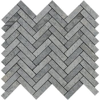 La Fabbrica Jungle Stone 154301 Silver mozaiek 33,5x30 per stuk