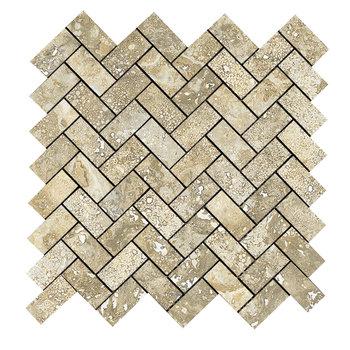 La Fabbrica Imperial 155304 Tivoli mozaiek 30,5x30,5, afname per 6 stuks