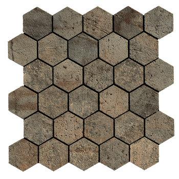 La Fabbrica Jungle Stone 154315 Wild mozaiek 28x29 per stuk
