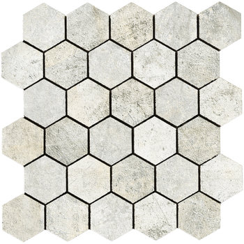 La Fabbrica Jungle Stone 154313 Bone mozaiek 28x29 per stuk