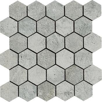 La Fabbrica Jungle Stone 154312 Gravel mozaiek 28x29 per stuk