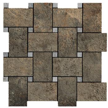 La Fabbrica Jungle Stone 154310 Wild mozaiek 30x30 per stuk