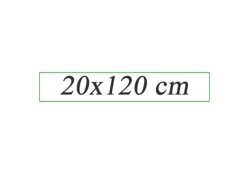 Vloertegels 20x120 cm