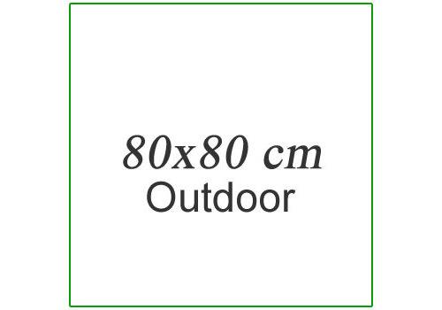 Buitentegels 80x80 cm