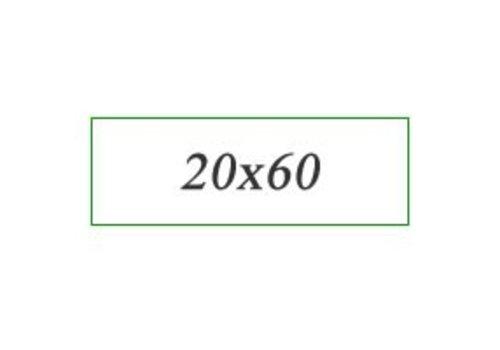 Stroken 20x60