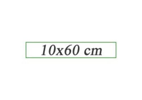 Vloertegels 10x60