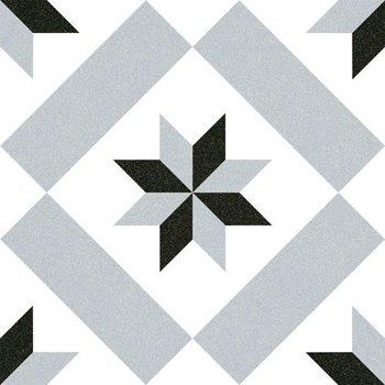Vives 1900 Calvet gris 20x20 a 1 m²