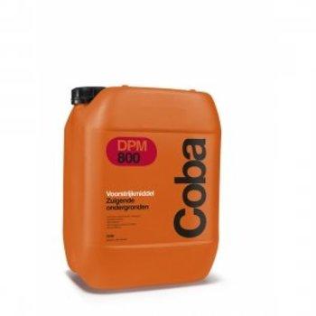 Coba DPM800 voorstrijkmiddel voor zuigende ondergronden a 5 liter