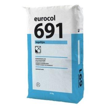 Eurocol 691 Tegellijm a 25 Kg