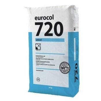 Eurocol 720 Unicol Wit a 25 Kg