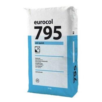 Eurocol 795 Uni-Quick Grijs a 5 Kg
