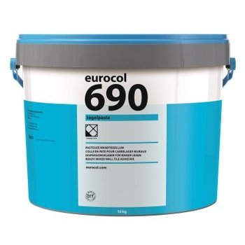 Eurocol 690 Tegelpasta a 4 Kg