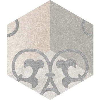 Vives Rift Kunashir 6-hoek, 23x26,6 a 0,5 m²
