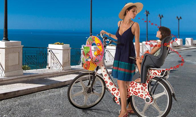 Carter E-Volution Bike