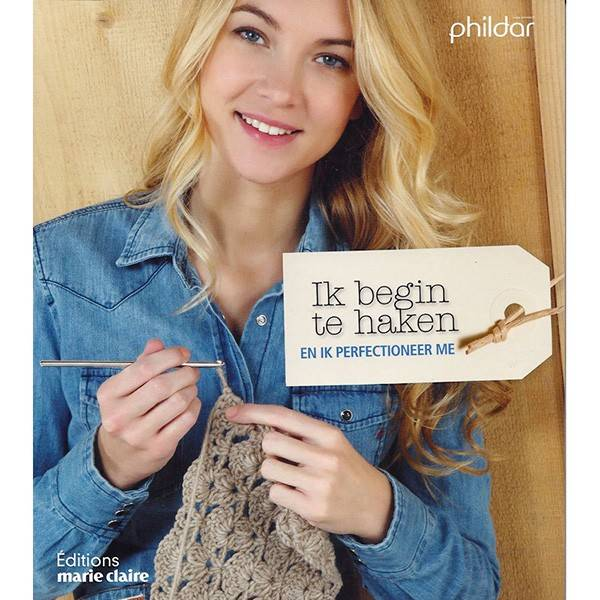 Ik begin te haken en ik perfectioneer me (phildar)