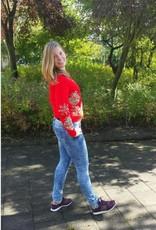 Bianca Boonstra Designs Breipakket de Chefwol Kersttrui 2017