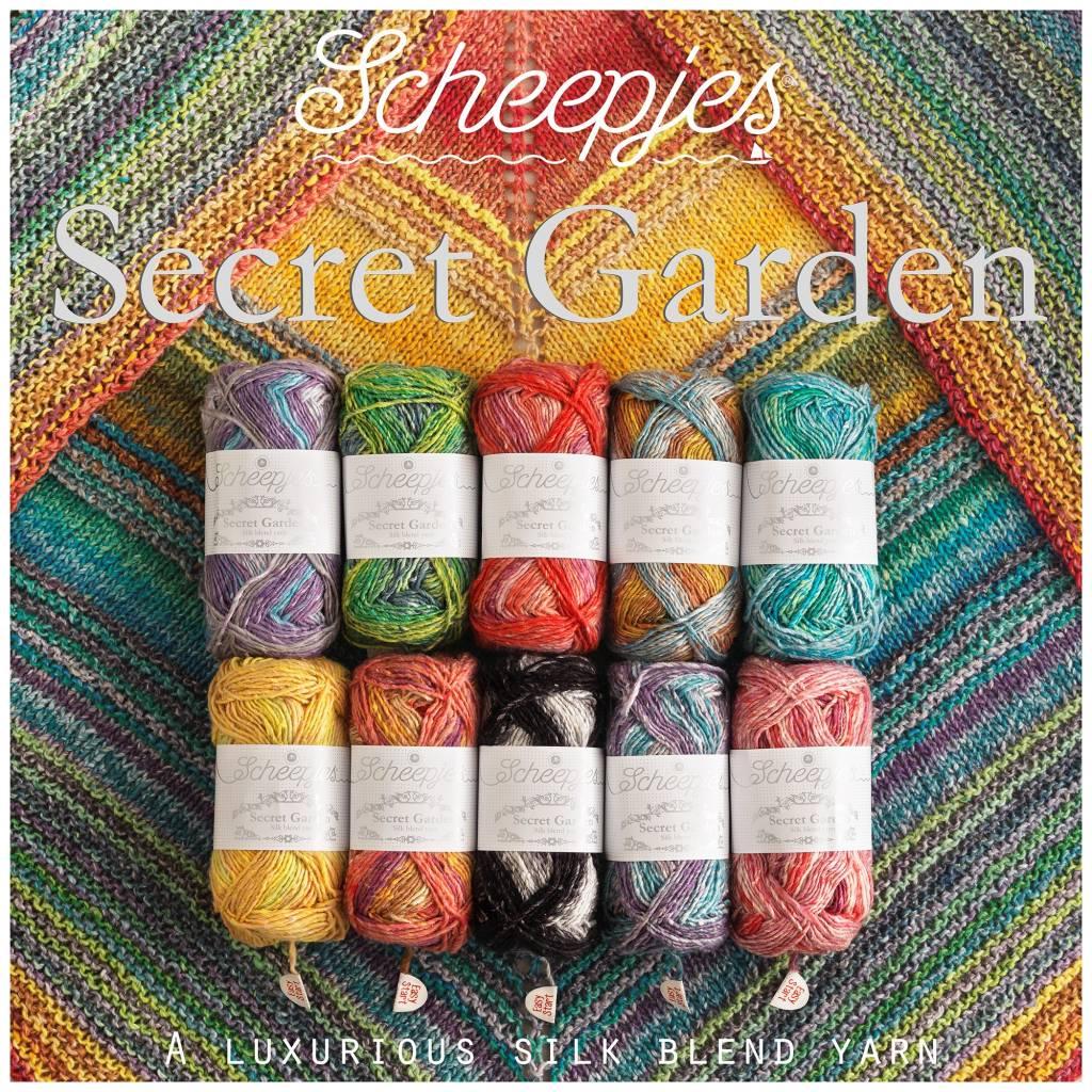 Scheepjeswol Scheepjes Secret Garden 704 Lavender Beds