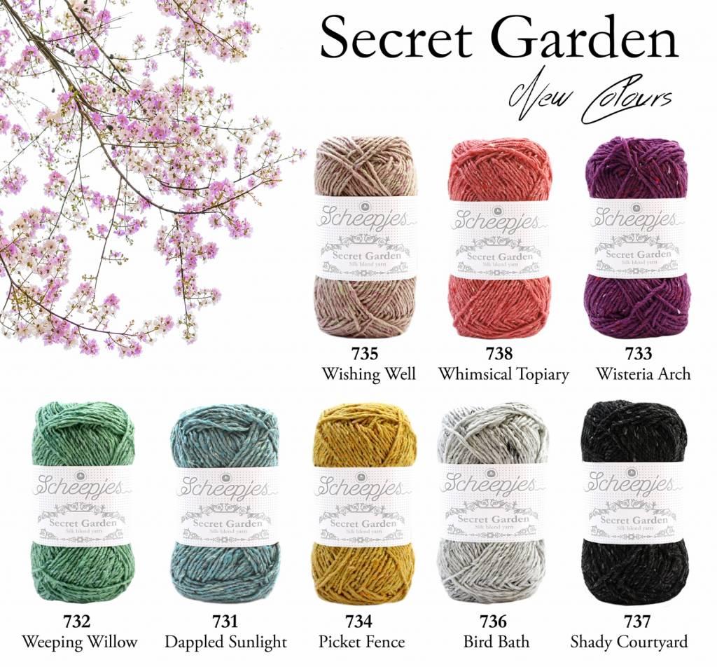 Scheepjeswol Scheepjes Secret Garden 733 Wisteria Arch