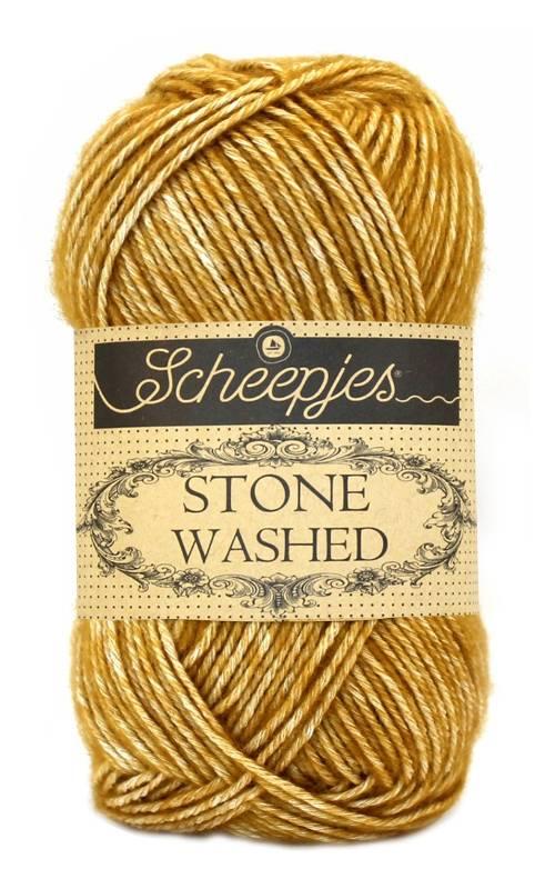 Scheepjeswol Scheepjes Stonewashed 809 Yellow Jasper
