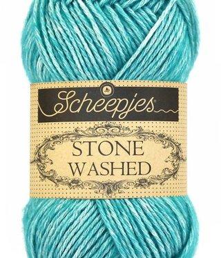 Scheepjeswol Scheepjes Stonewashed 815 Green Agate