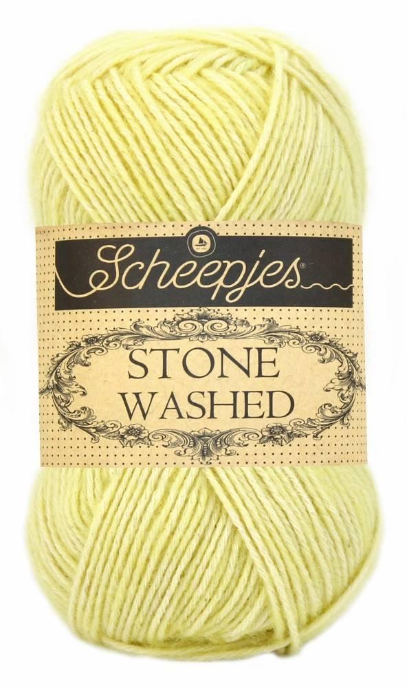 Scheepjeswol Scheepjes Stonewashed 817 Citrine