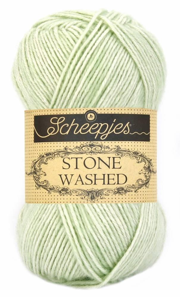 Scheepjeswol Scheepjes Stonewashed 819 New Jade