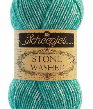 Scheepjeswol Scheepjes Stonewashed 824 Turquoise
