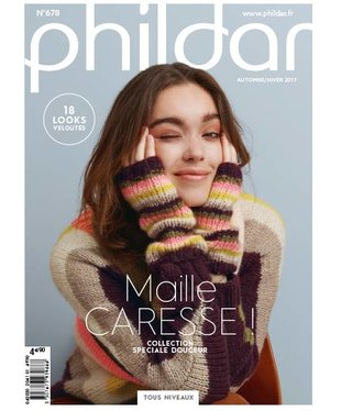 Phildar Phildar Dames Issue 678 Herfst/Winter