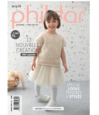 Phildar Phildar Issue 679 Kinderspecial