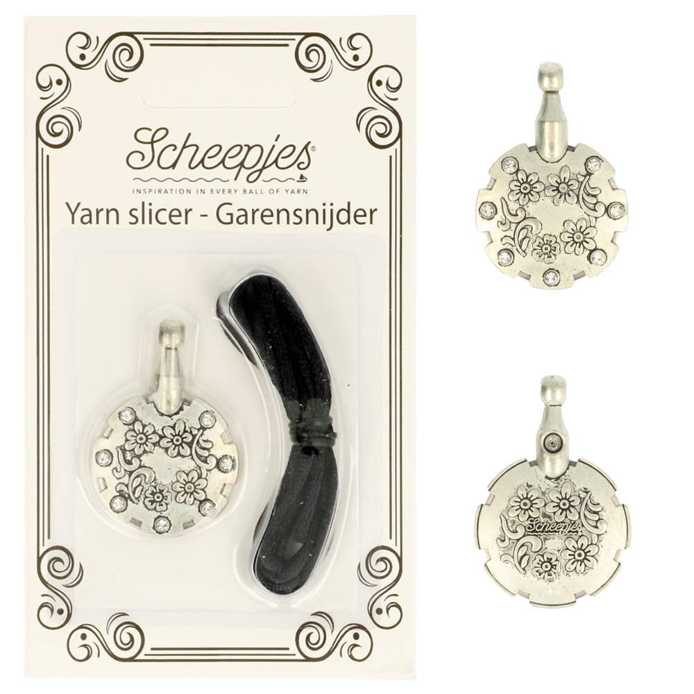 Scheepjeswol Garensnijder Antique Nickel