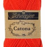 Scheepjeswol Catona 25 - 115 Hot Red